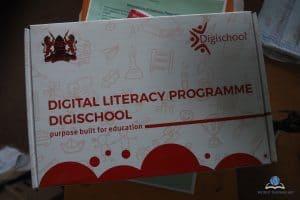 Digital school literacy programme