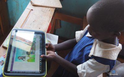 Digital Learning Programme in Kenya Schools