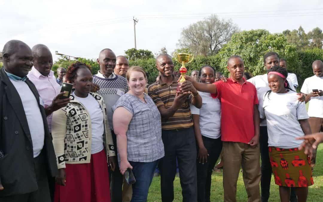 Celebrating Teachers Making a Difference: Meet Richard Nyamiaka