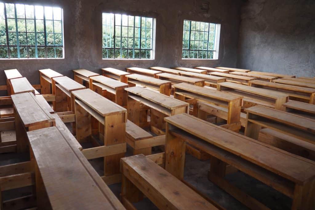 Inside San Marico Primary